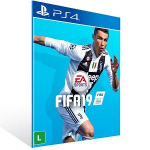 Fifa 19 Ps4 Psn Mídia Digital