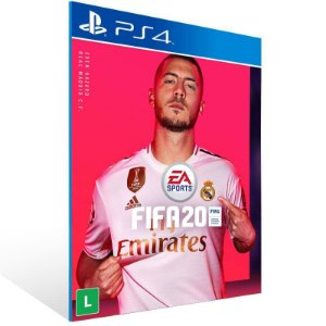 Fifa 20 Ps4 Psn Mídia Digital