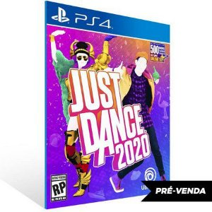Just Dance 2020 Ps4 Psn Mídia Digital