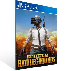 PLAYERUNKNOWN'S BATTLEGROUNDS PS4 Psn Mídia Digital