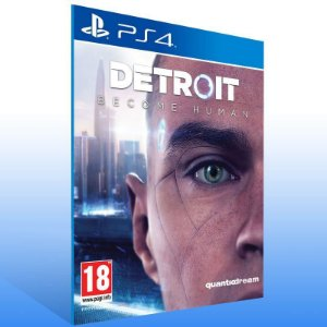 Detroit: Become Human Ps4 Psn Mídia Digital