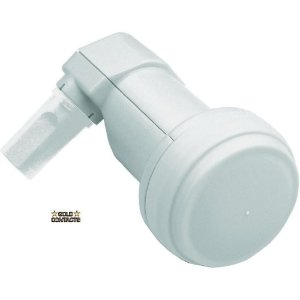 LNBF KU Smart Titanium Single LNB TS HD 0.1 dB