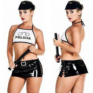Fantasia sensual policial