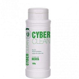 Talco para cyber skin 100gr - aroma menta