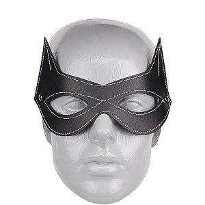 Máscara venda mulher gata preta