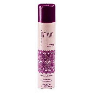 Desodorante intimax - 60gr / 100ml)