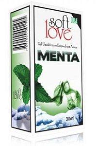 Gel comestível Ice 30ml - Menta