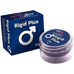 Rigid plus (provocador masculino para ereção) - pomada  4gr