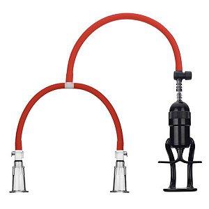 Estimulador para seios com sucção - NIPPLE PUMP