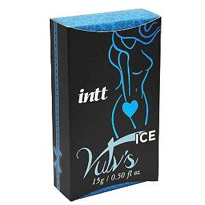 Vulv's ice - estimulante com feromônio feminino - 4x1 Refresca, Estimula, Excita, Lubrifica