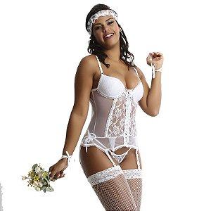 Espartilho noiva
