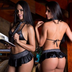 Fantasia erótica Secretária Sexy