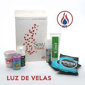 Kit Luz de Velas