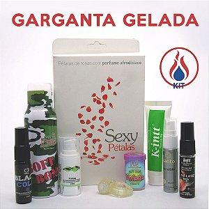 Kit Garganta Gelada