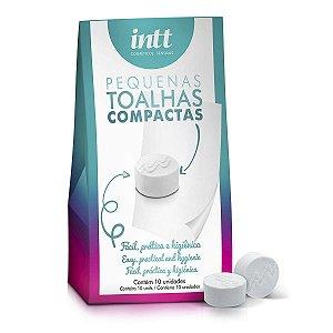 PEQUENAS TOALHAS COMPACTA