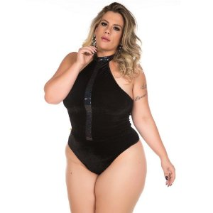 BODY VELUDO PLUS SIZE