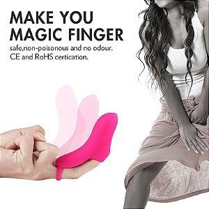 S-Hande OMG - Dedeira Massageadora vibrador recarregável