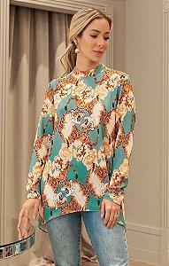 ESPECIAL SALE | Camisa Estampa Tigres