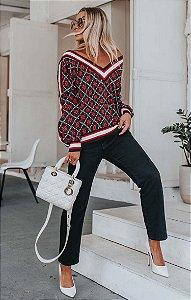 URBAN STYLE | Calça Sarja Black Mom Jeans
