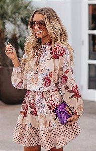 SPRING PREVIEW  | Vestido Estampa Hermosa