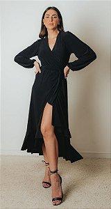 SPRING PREVIEW   Vestido Transpasse Madryn