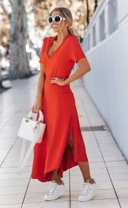 SPRING PREVIEW | Vestido Midi Verano