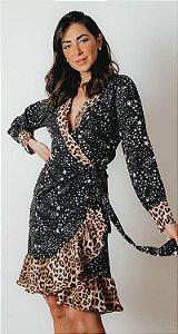 SPRING PREVIEW | Vestido Estampa Estrella Jaguar