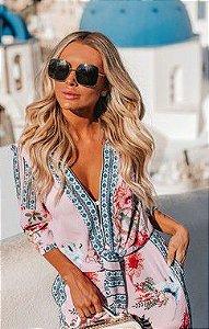 SANTORINI | Camisa Amarração Hera