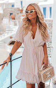SANTORINI |Vestido Amaração Mykonos