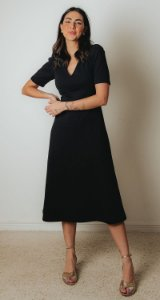 NYC COLLECTION | Vestido Midi Annie