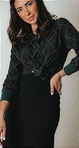 NYC COLLECTION | Blusa Botão Madeline