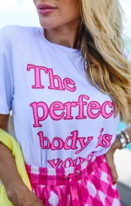 T-shirt Francine Pink | RIVIERA FRANCESA
