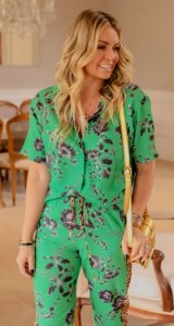 Camisa Rosalie | RIVIERA FRANCESA