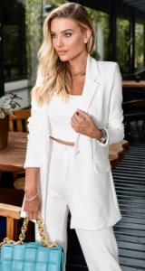Maxi Blazer Patricia Power | DNA Blessed