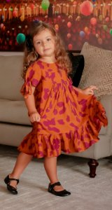 Vestido Infantil Blessinha Katya | DNA Blessed