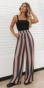 Calça Pantalona Sarah | DNA BLESSED