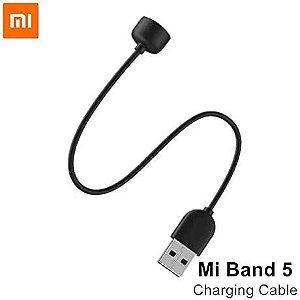 Carregador Smarband Xiaomi Mi Band 5 original