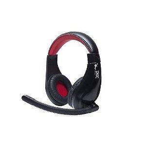 Fone De Ouvido Com Microfone Flexivel Gamer Para Jogos Pc 1881- Pisc