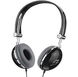 Fone de Ouvido Headphone  Pop Preto - Multilaser