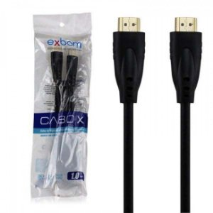Cabo HDMI 1m Exbom CBX-H10SM