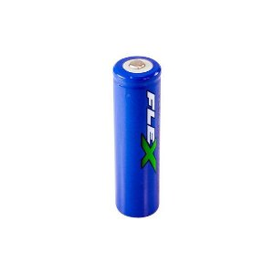 Bateria Recarregável Lanterna Tática 3.7V 3800mah FX-18650