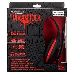 Fone Headset Gamer Spider Tarantula Pc Shs702 Fortrek