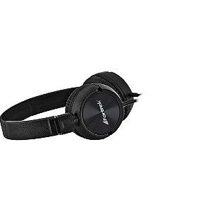 Headphone  HMF-501BK Preto - Fortrek