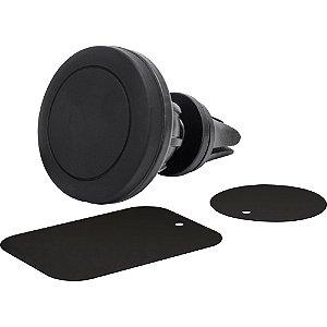 Suporte Veicular Magnético para Celular SP-A22 Preto EXBOM