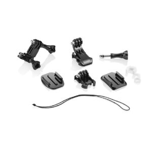 Acessorio Actioncam - Kit de Encaixes Multilaser ES066