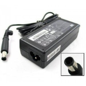 Fonte para Notebook HP Original 18.5V 3.5A 5,5mm X 7.4mm PINO GROSSO
