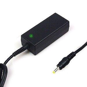 Fonte para Netbook HP 1 LINHA  19V 6A - PINO 4,0mm X 1,7mm