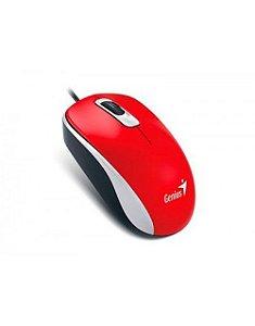 Mouse Genius DX-110 USB Vermelho