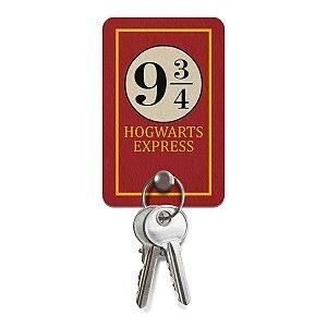 Porta Chaves Ecologico Hogwarts Express