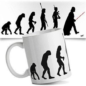 Caneca Geek Evolution